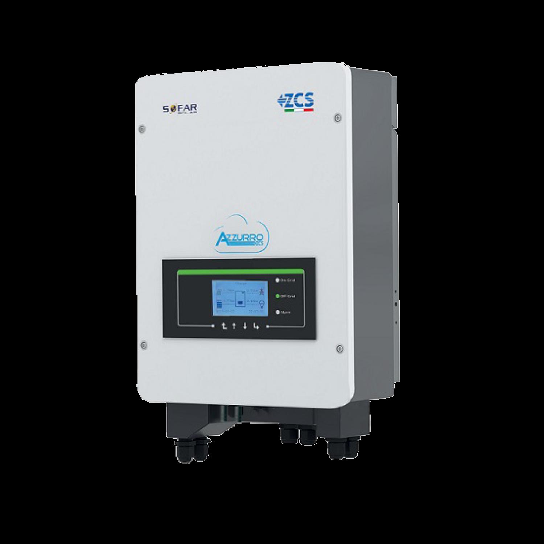 ZCS Azzurro Inverter per Accumulo Ibrido monofase HYD 3000 6000 ES