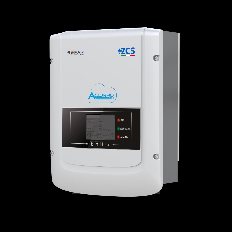 ZCS Azzurro Inverter di stringa monofase 1100 TL 3000 TL