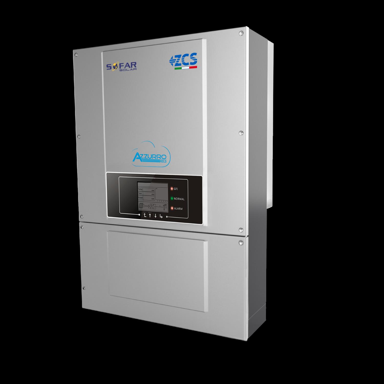 ZCS Azzurro Inverter di stringa trifase 10000 TL 20000 TL
