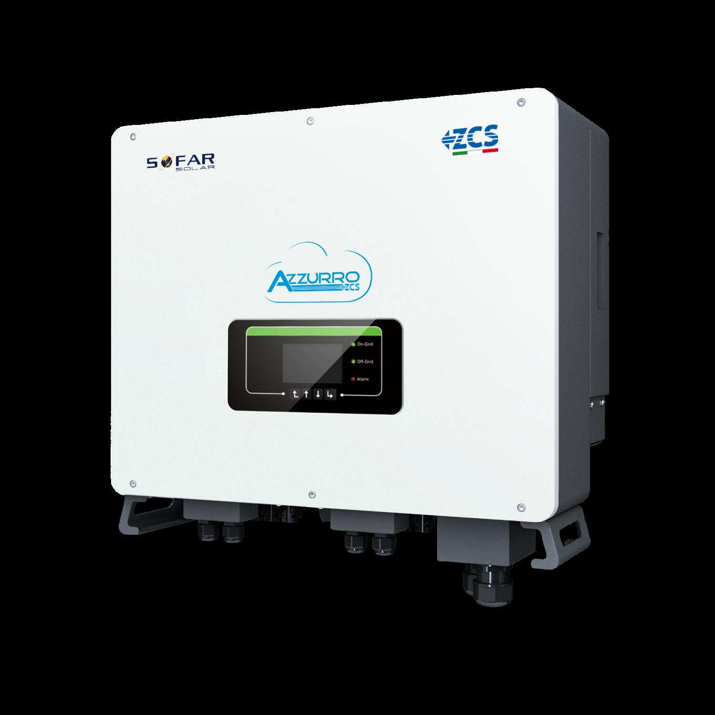 ZCS Azzurro Inverter per Accumulo Ibrido trifase HYD 10000 20000