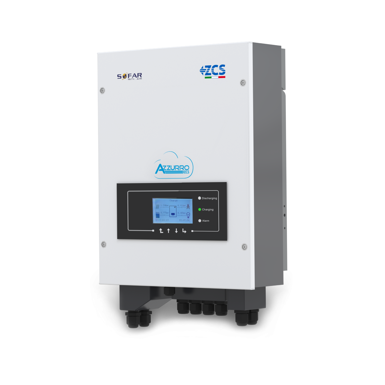 ZCS Azzurro Inverter per accumulo retrofit 3000 SP